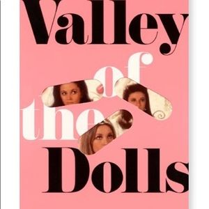 Valley of The Dolls Paperback Book